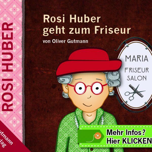 Rosi Huber Cover