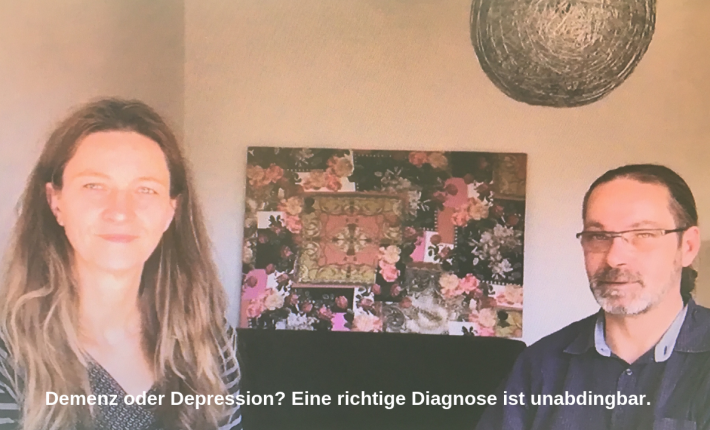 Demenz oder Depression?